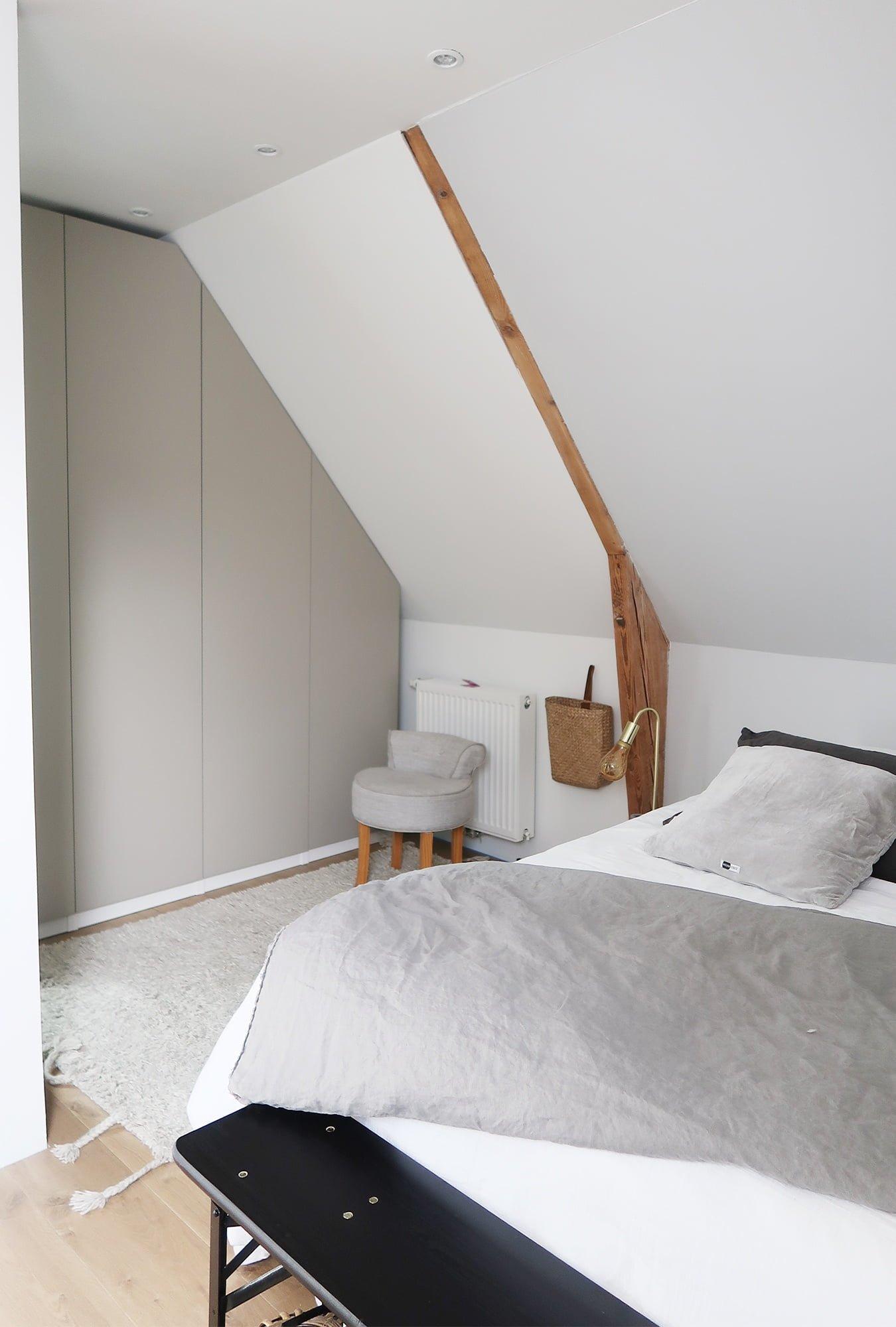 dressing chambre chambre réalisation sur mesure architecte intérieur ls studio vannes