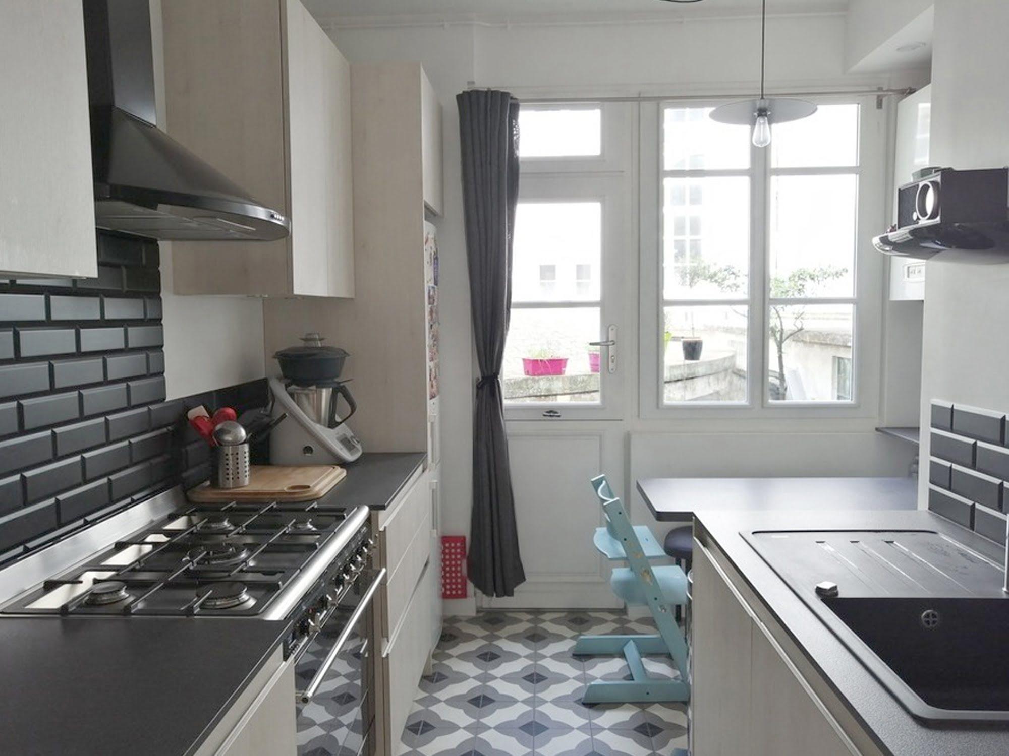 Cuisine agencement beek kuchen ls studio architecte intérieur vannes