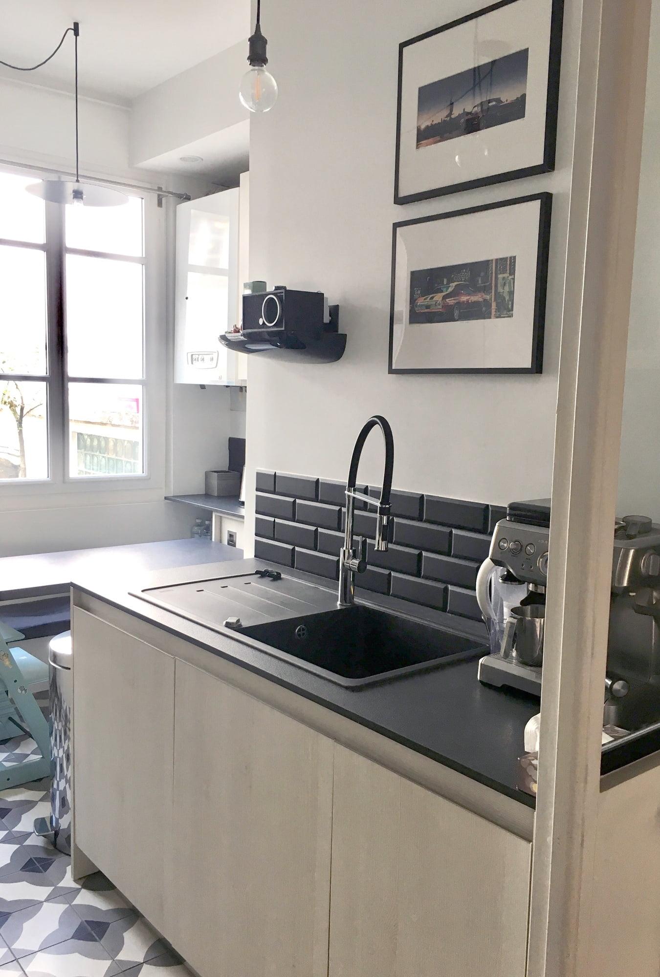 cuisine intégration espace ls studio architecte intérieur vannes