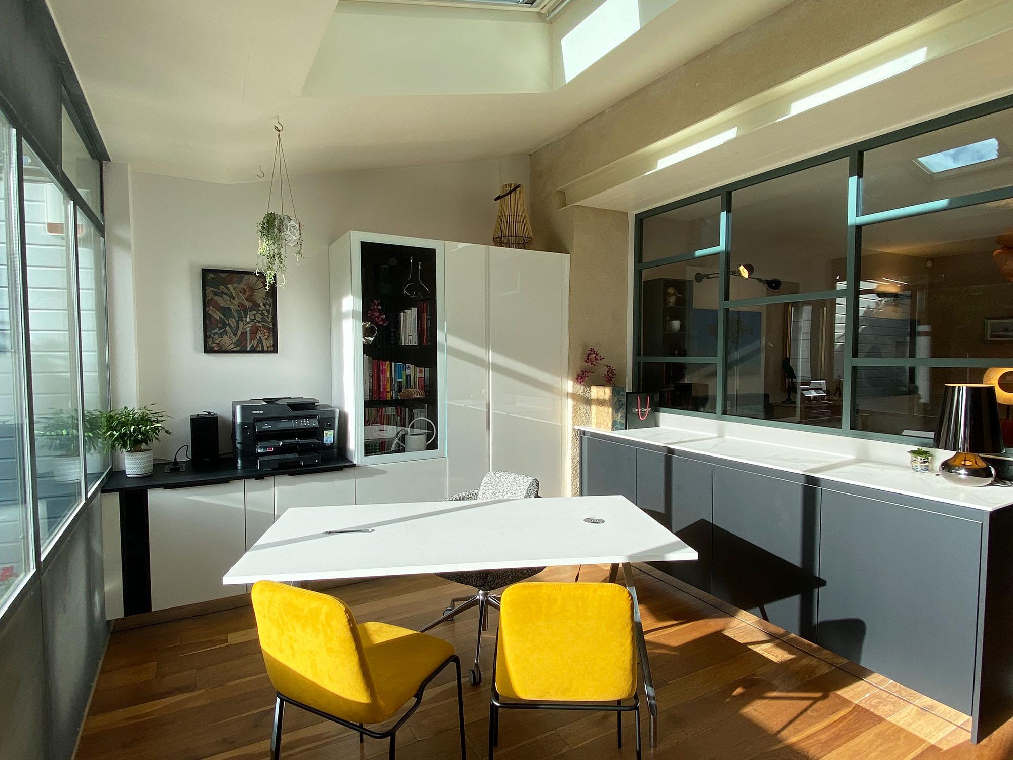 Architecture interieur showroom agencement ls studio architecte intérieur vannes