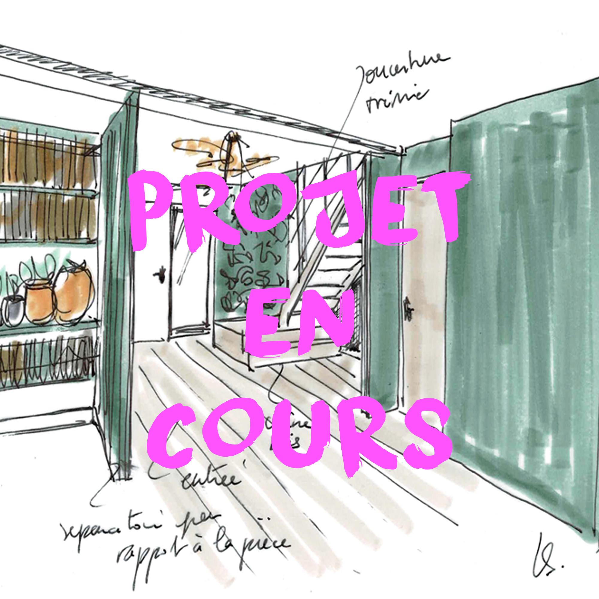 projet agencement maison intérieur